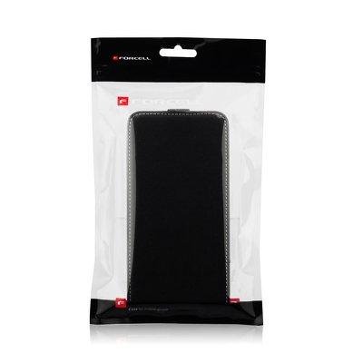 Woreczek Forcell Wzór 1 czarny - (rozmiar SAM Note3/Note 4)