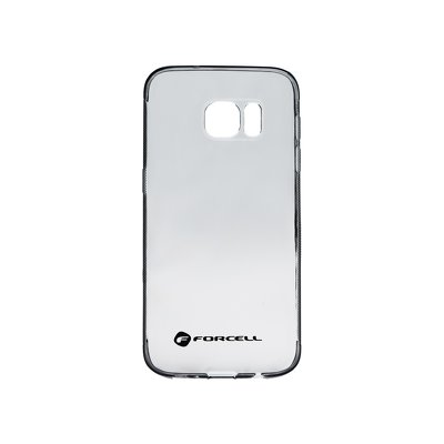 FORCELL Clear Case SAM GALAXY S8  PLUS czarny